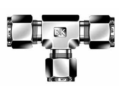 Dk-Lok DTR 16-12-12-S