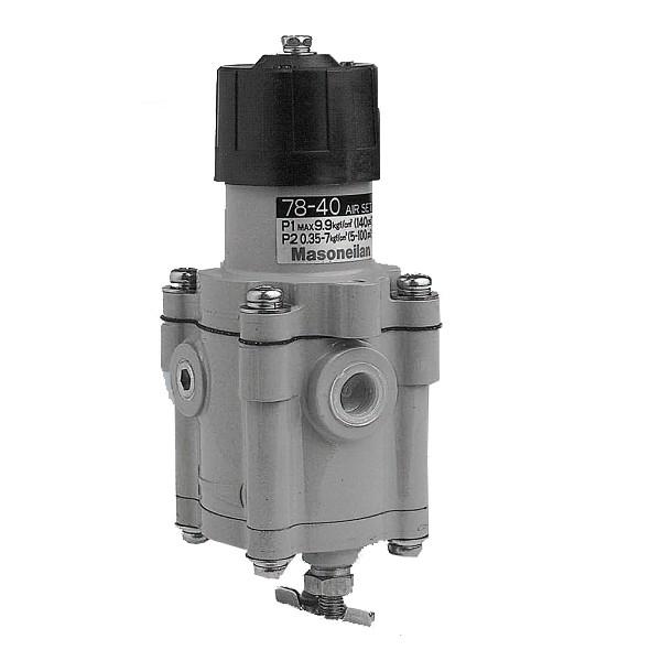 Masoneilan 78 40 Air Filter Regulator