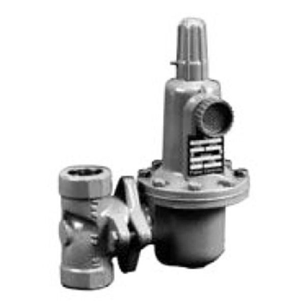 Fisher 627 640 Pressure Reducing Regulator