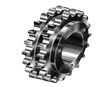 Martin roller chain sprockets