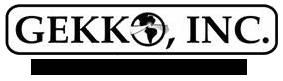 Gekko, Inc.
